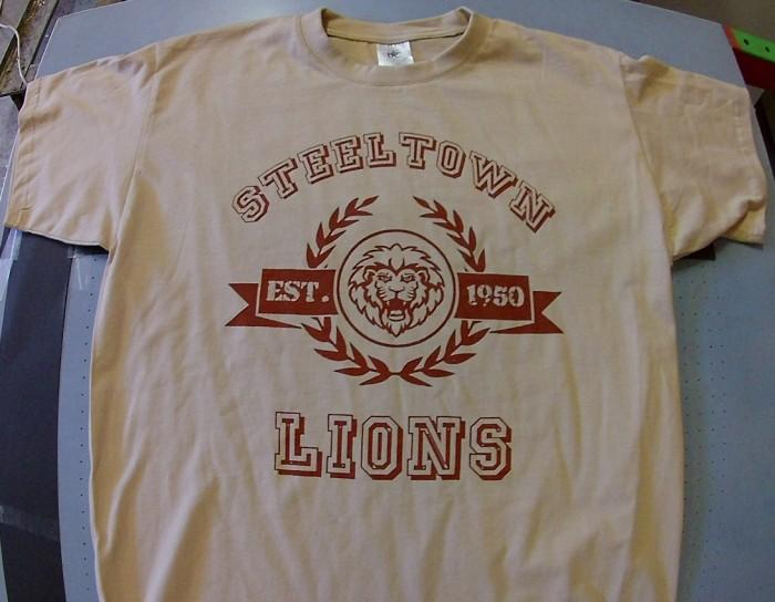 steeltown_lions_T-Shirt