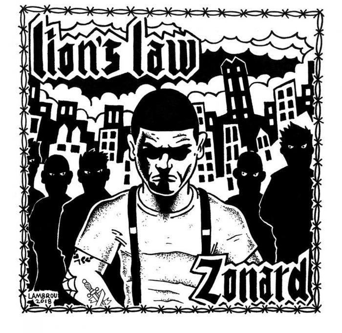 "LION'S LAW ZONARD 7""!"