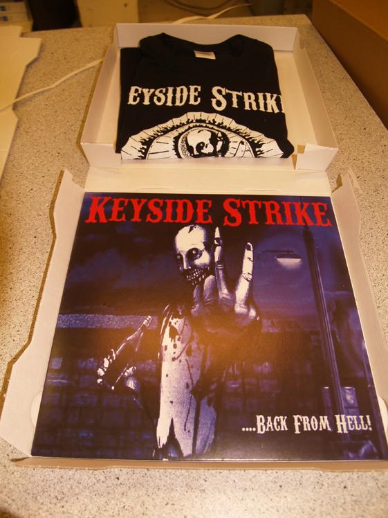 STEELTOWN-SCHATZKAMMER: LIMITED KEYSIDE STRIKE BOX!