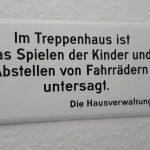 High-Treppenhaus